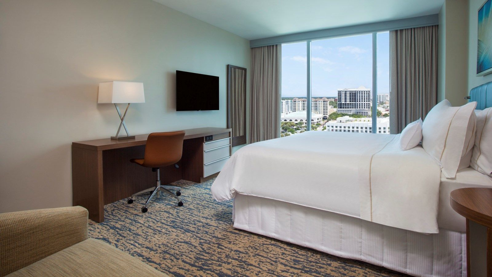 King Traditional Room | The Westin Sarasota