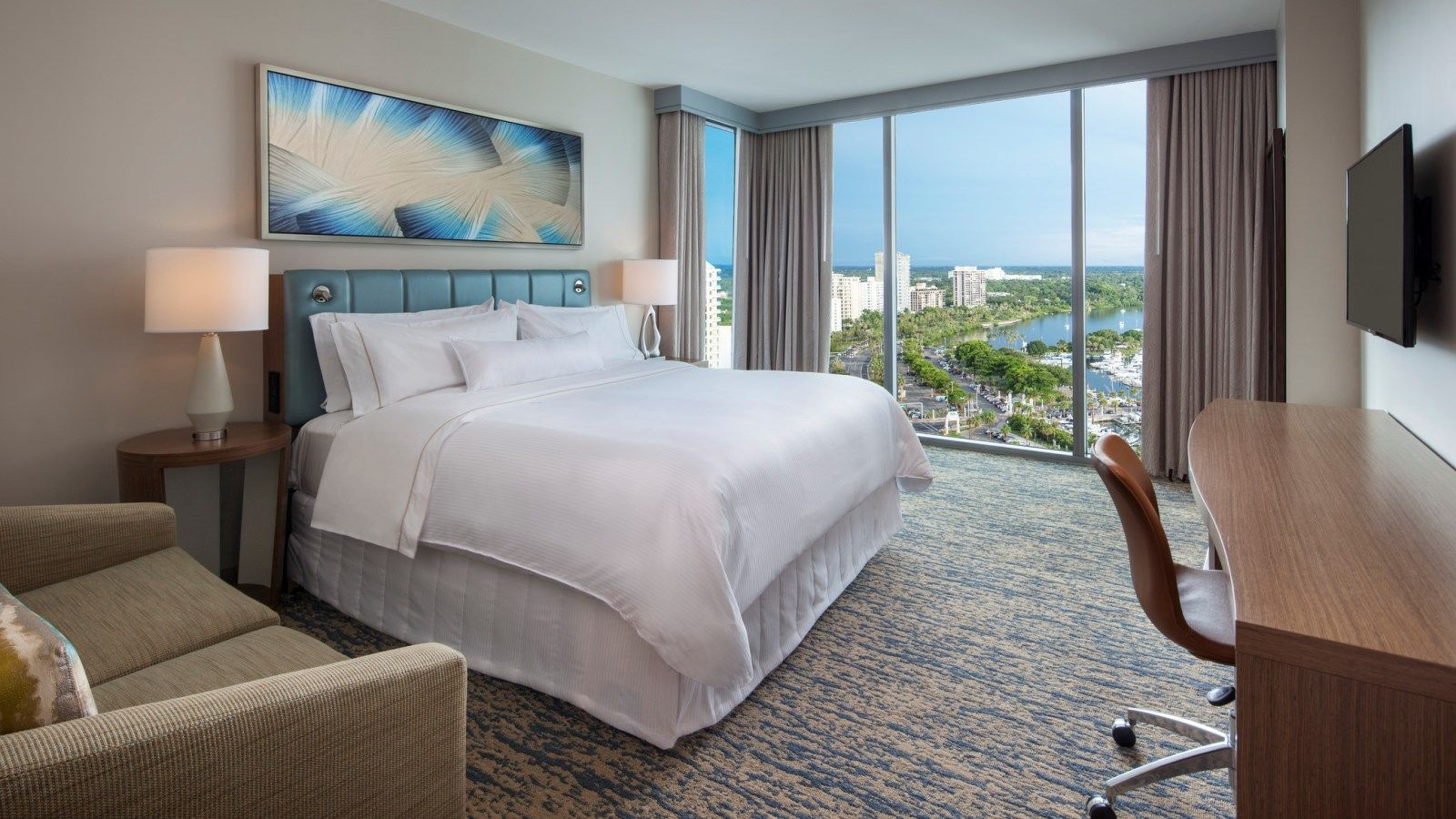 Premium Room | The Westin Sarasota
