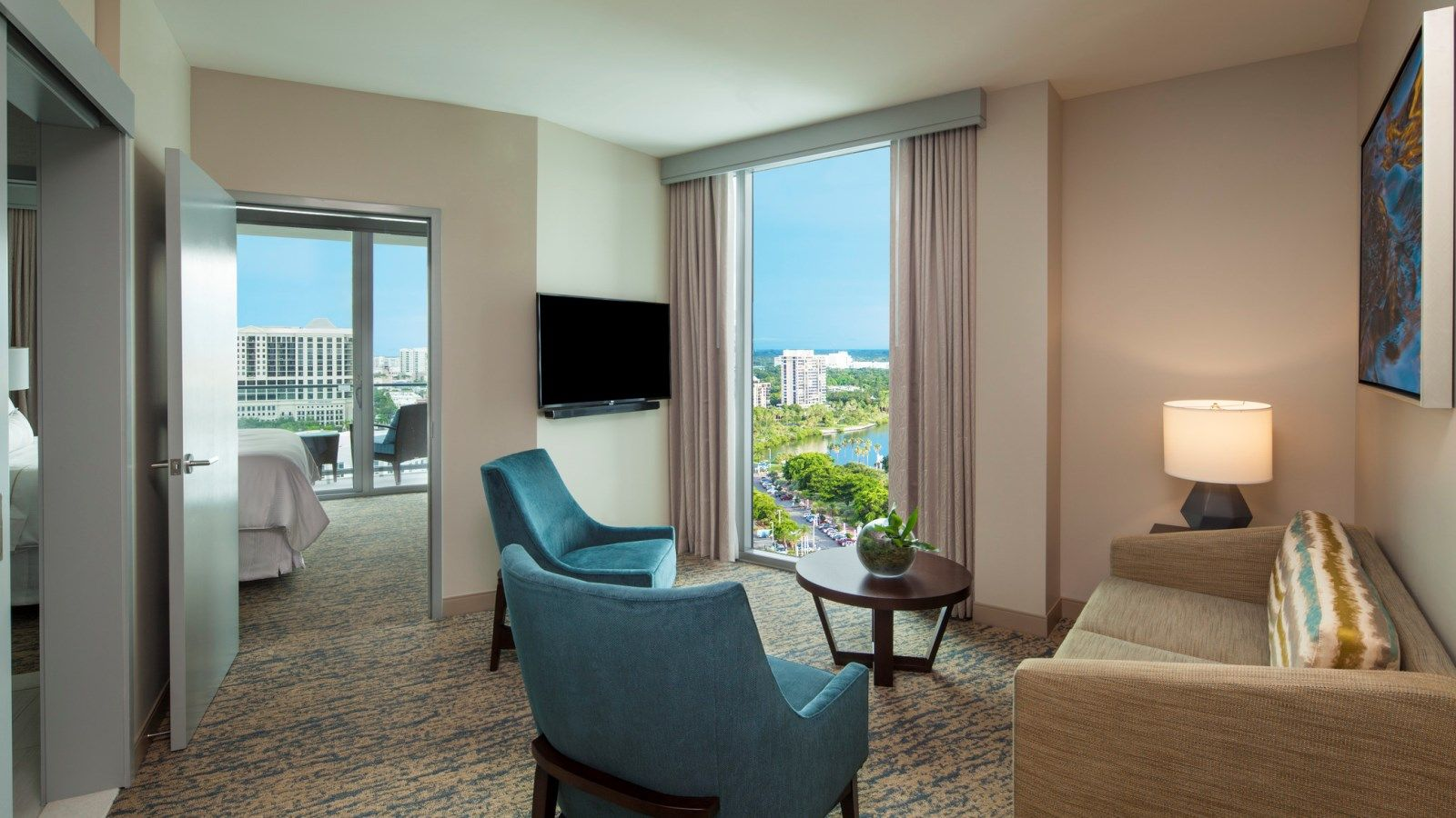 Executive Suite | The Westin Sarasota